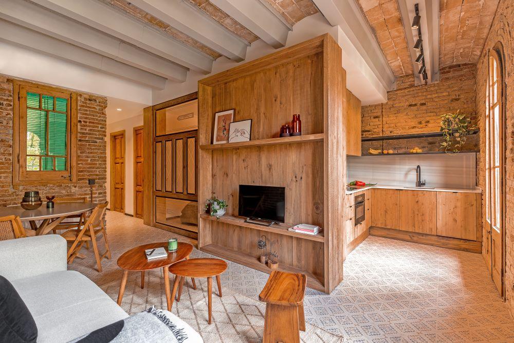 Coblonal Interiorismo y su último proyecto: un apartamento acogedor