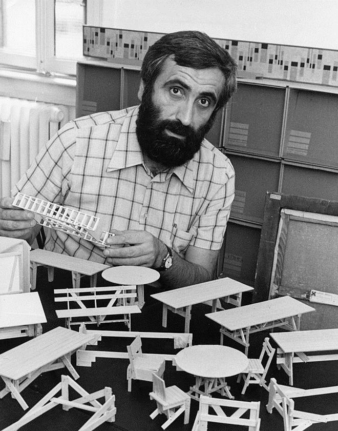 Fallece Enzo Mari, uno de los grandes maestros del diseño