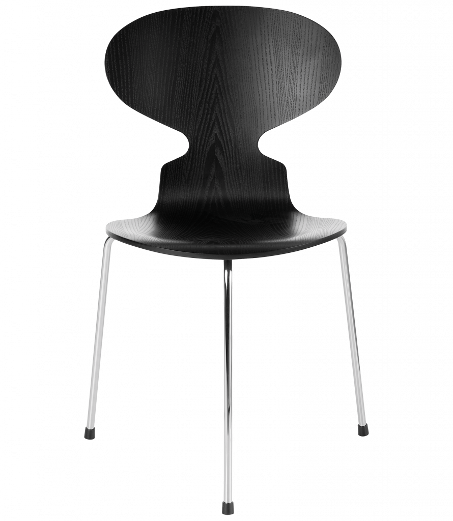 Silla Ant, diseñada por Arne Jacobsen