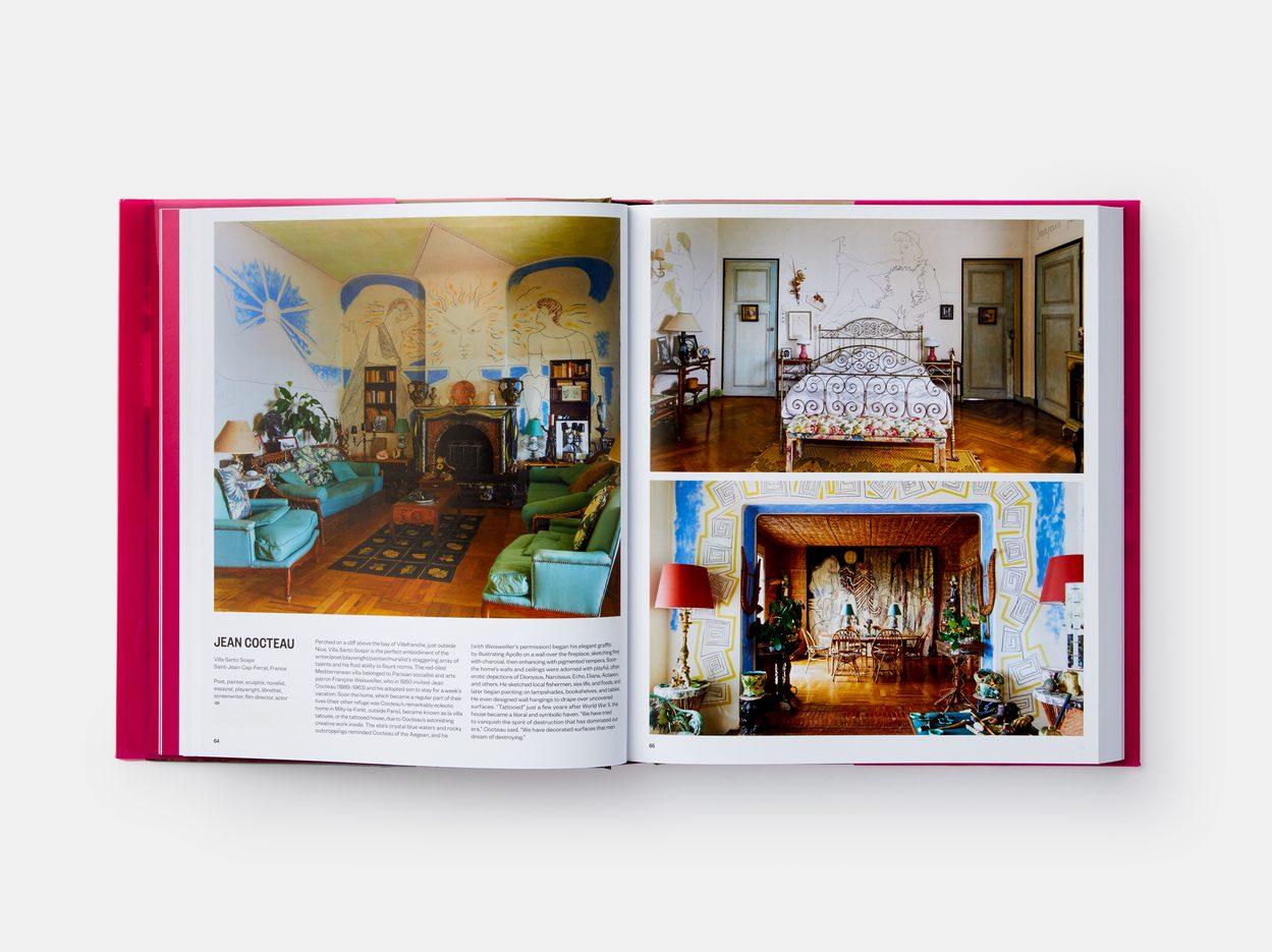 Imagen del interior del libro