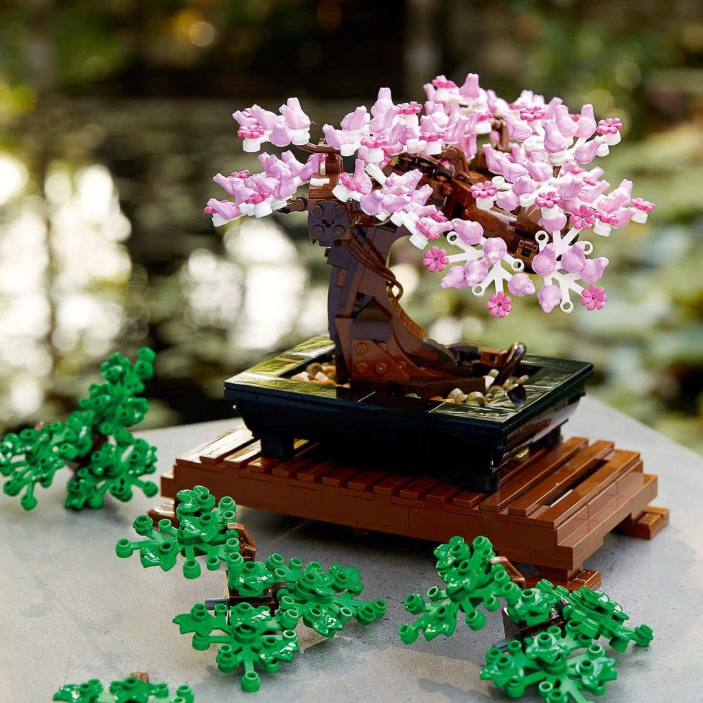 flores lego