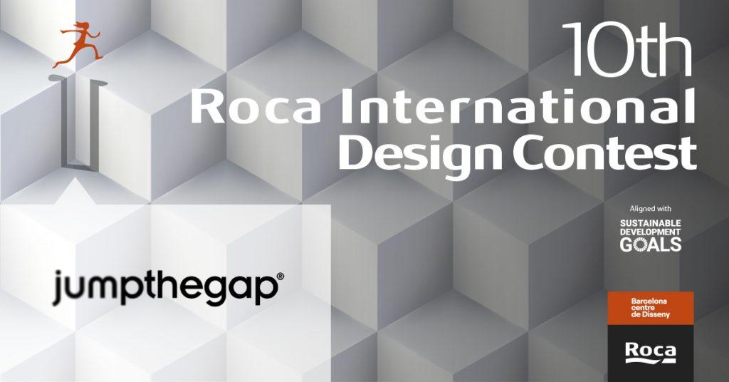 Roca lanza la 10ª edición de su concurso internacional de diseño, jumpthegap